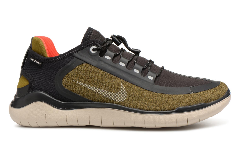 Chaussures de sport Nike Nike Free Rn 2018 Shield Vert vue derrière