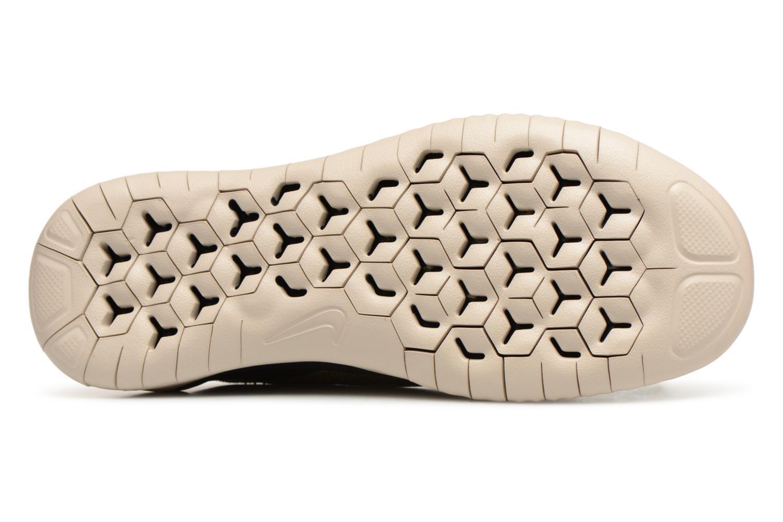 Chaussures de sport Nike Nike Free Rn 2018 Shield Vert vue haut