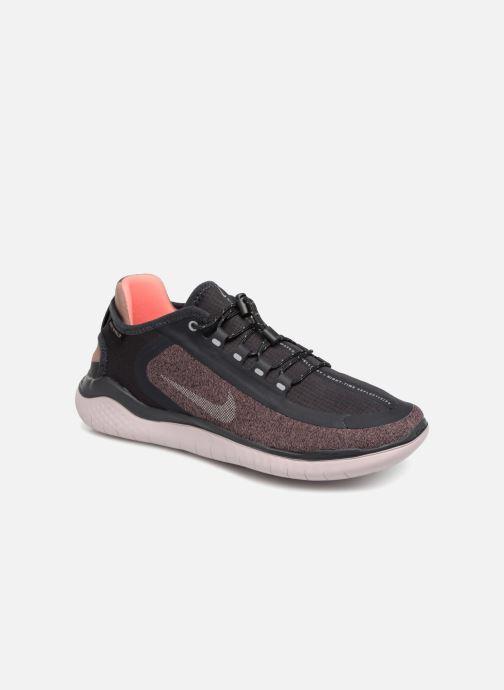 on sale ffeb6 f198b Chaussures de sport Nike W Nike Free Rn 2018 Shield Gris vue détail paire