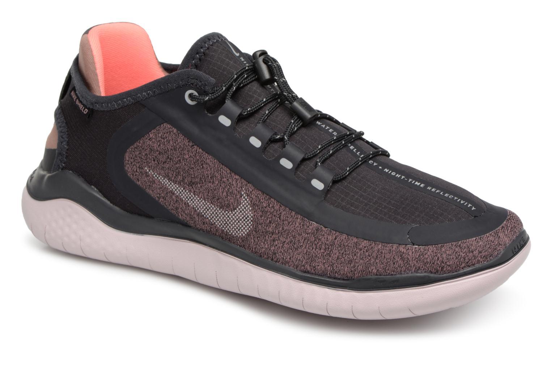 Scarpe sportive Nike W Nike Free Rn 2018 Shield Grigio vedi dettaglio/paio