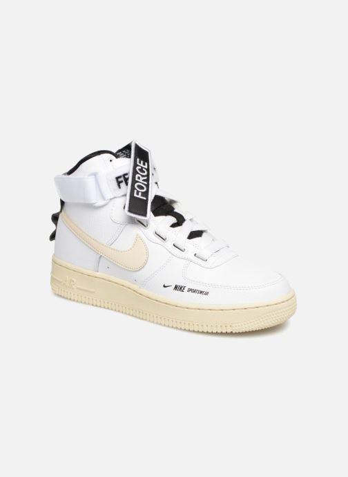 Sneakers Nike W Af1 Hi Ut Bianco immagine 3/4