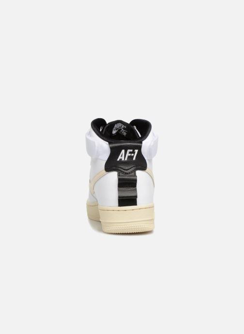 Sneakers Nike W Af1 Hi Ut Bianco immagine destra