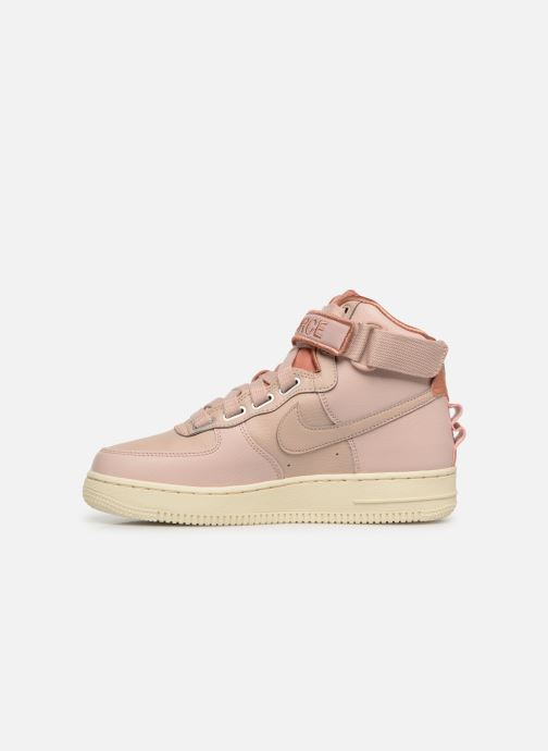 Trainers Nike W Af1 Hi Ut Pink front view