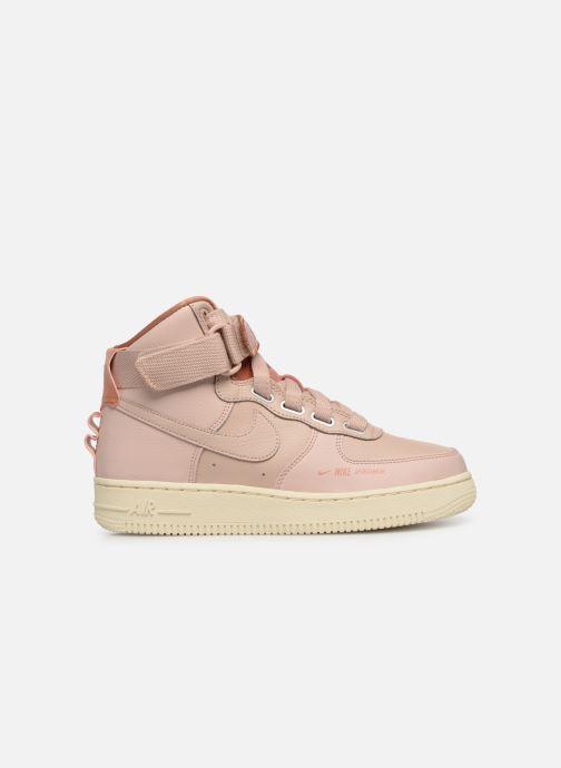 Trainers Nike W Af1 Hi Ut Pink back view