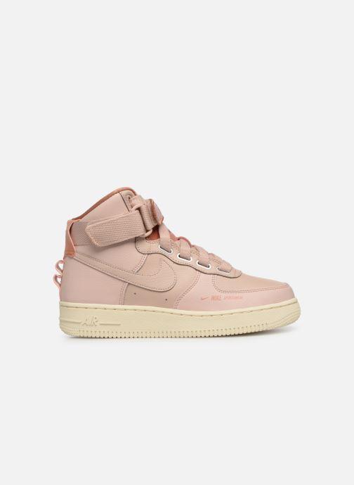 Sneaker Nike W Af1 Hi Ut rosa ansicht von hinten