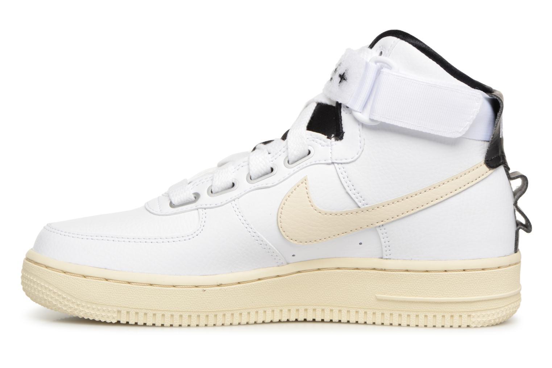 Sneakers Nike W Af1 Hi Ut Bianco immagine frontale