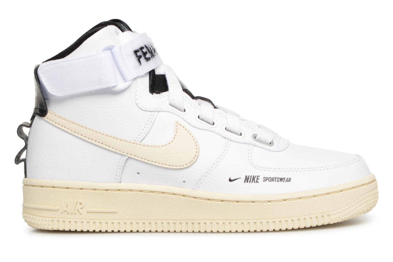 Sneakers Nike W Af1 Hi Ut Bianco immagine posteriore