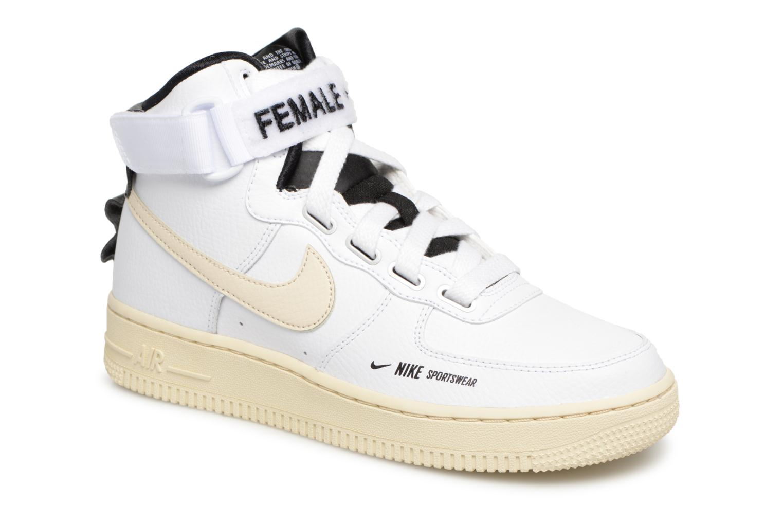Sneakers Nike W Af1 Hi Ut Bianco vedi dettaglio/paio