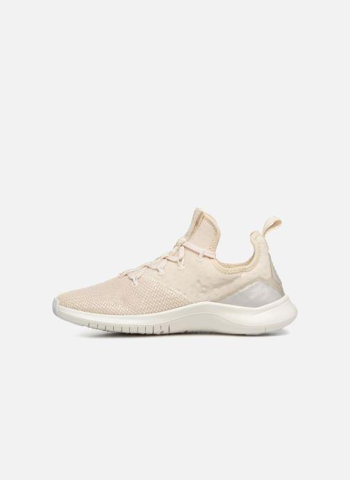 Sportschuhe Nike Wmns Nike Free Tr 8 Chmp weiß ansicht von vorne