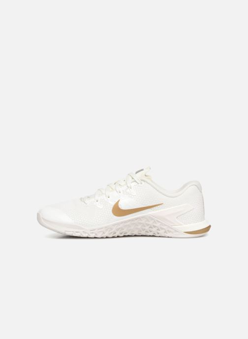 Sport shoes Nike Wmns Nike Metcon 4 Chmp White front view