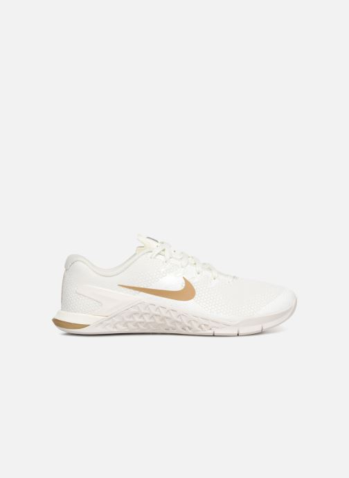 Sport shoes Nike Wmns Nike Metcon 4 Chmp White back view