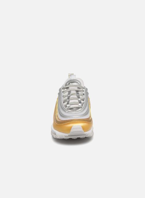 Baskets Nike W Air Max 97 Se Gris vue portées chaussures