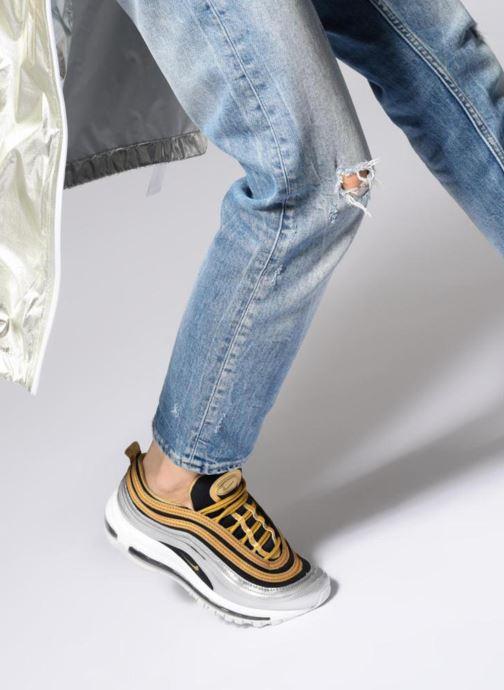 Sneakers Nike W Air Max 97 Se Oro e bronzo immagine dal basso