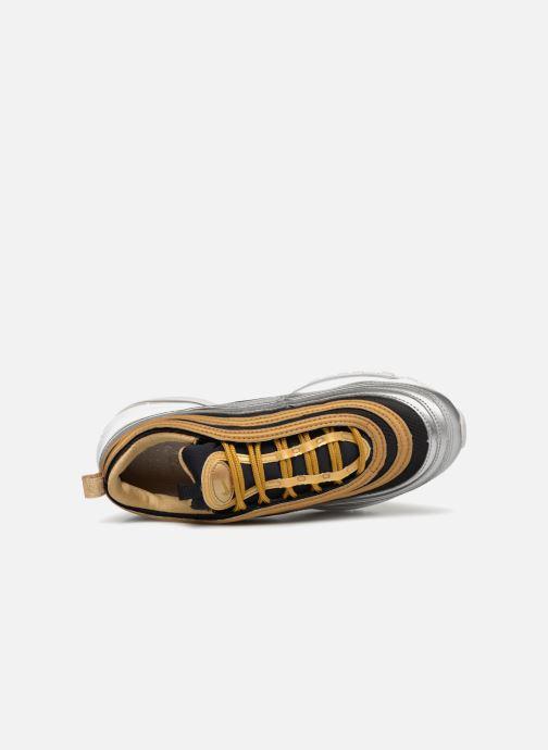 Baskets Nike W Air Max 97 Se Or et bronze vue gauche