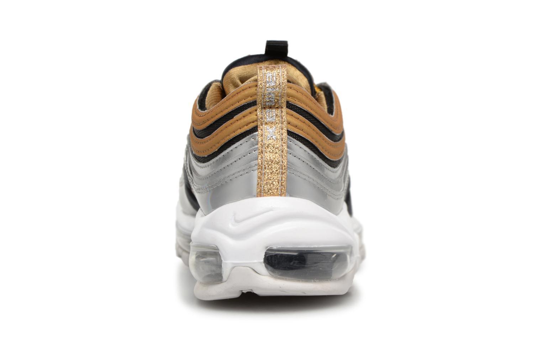 Baskets Nike W Air Max 97 Se Or et bronze vue droite