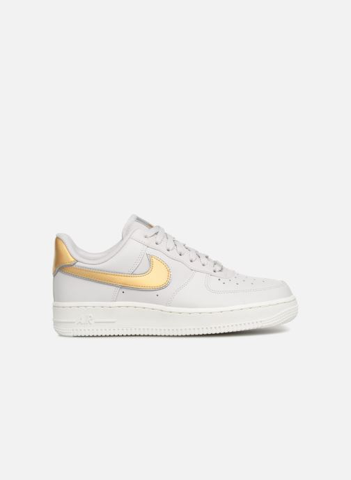 Sneakers Nike Wmns Air Force 1 '07 Mtlc Bianco immagine posteriore