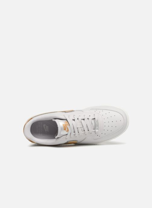 Sneakers Nike Wmns Air Force 1 '07 Mtlc Bianco immagine sinistra