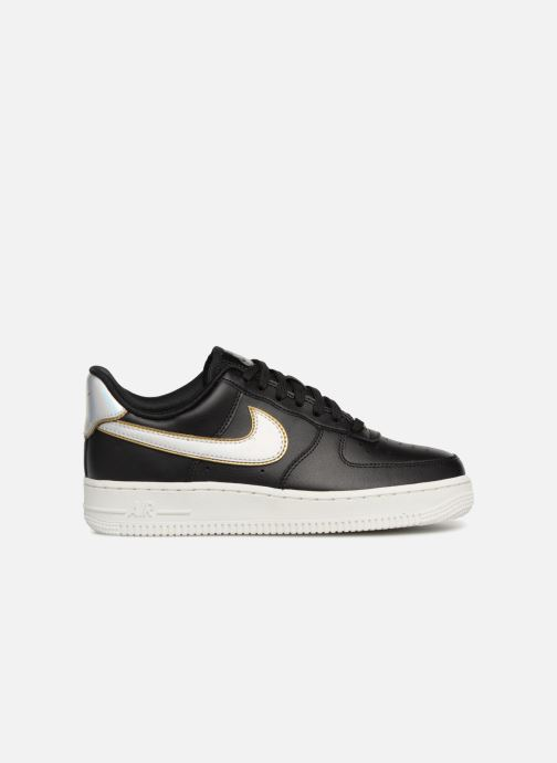 Sneakers Nike Wmns Air Force 1 '07 Mtlc Nero immagine posteriore
