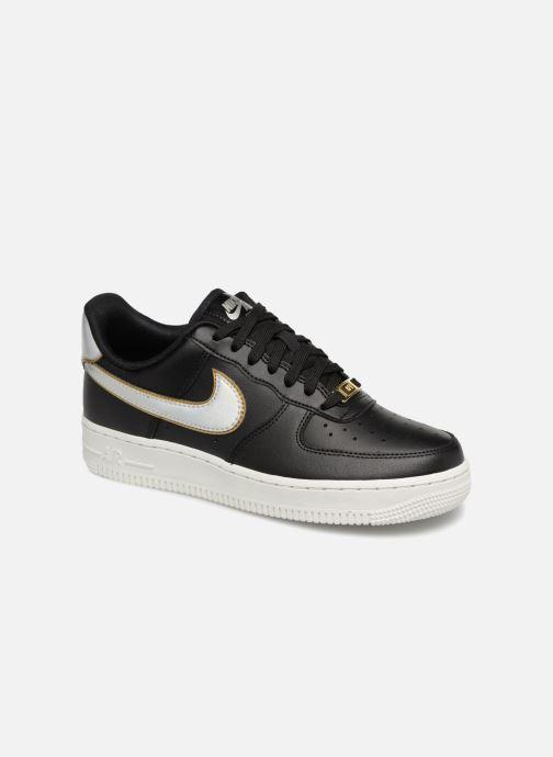 Nike Wmns Air Force 1 '07 Mtlc (schwarz) Sneaker bei