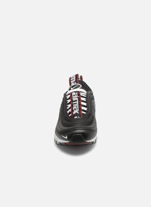 Sneaker Nike Nike Air Max 97 Premium schwarz schuhe getragen