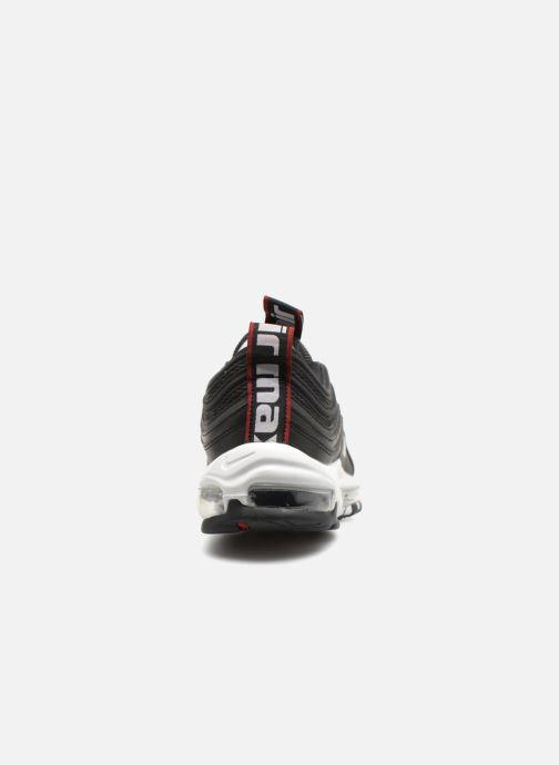 Sneaker Nike Nike Air Max 97 Premium schwarz ansicht von rechts