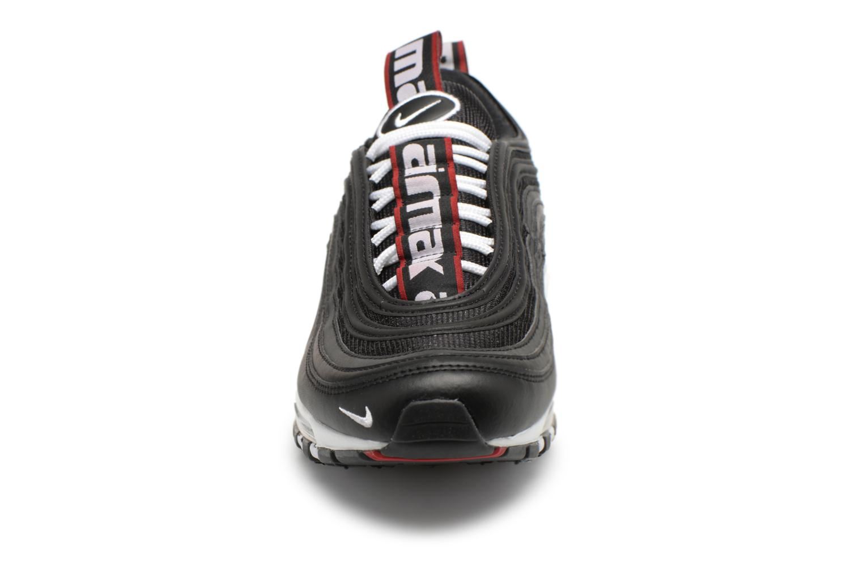 Sneakers Nike Nike Air Max 97 Premium Nero modello indossato