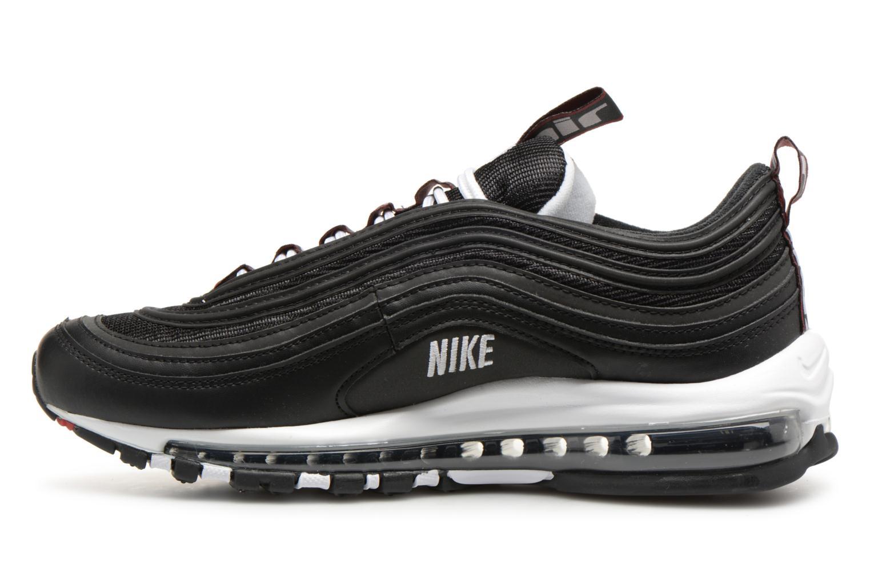 Sneakers Nike Nike Air Max 97 Premium Nero immagine frontale