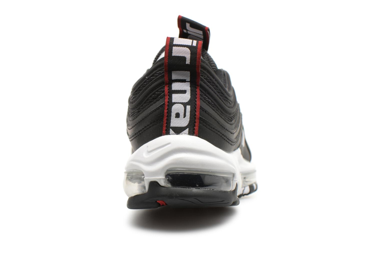 Sneakers Nike Nike Air Max 97 Premium Nero immagine destra