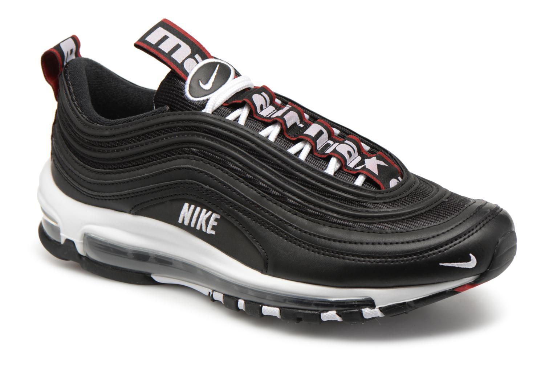 Baskets Nike Nike Air Max 97 Premium Noir vue détail/paire