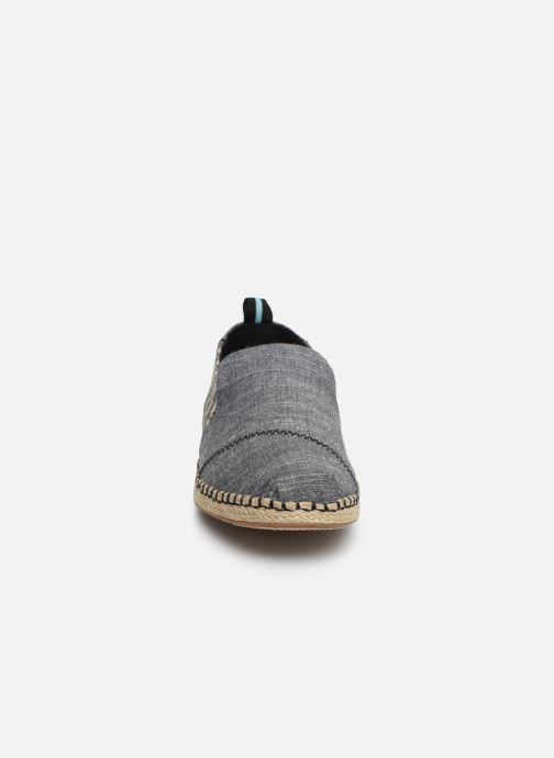 Espadrilles TOMS Deconstructed Alpargata Rope Grey model view