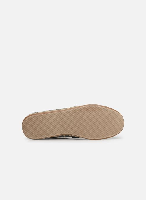 Espadrilles TOMS Deconstructed Alpargata Rope Grey view from above