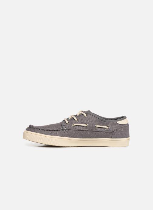 Chaussures à lacets TOMS Dorado Gris vue face