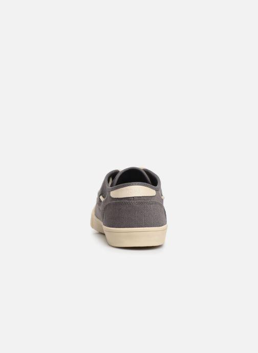 Chaussures à lacets TOMS Dorado Gris vue droite