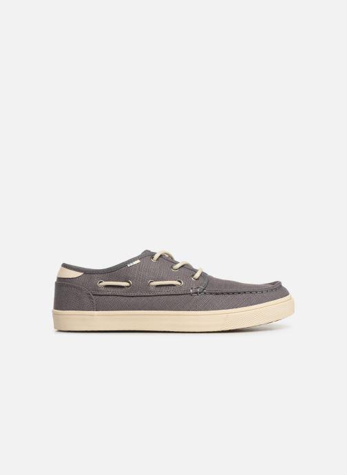 Chaussures à lacets TOMS Dorado Gris vue derrière