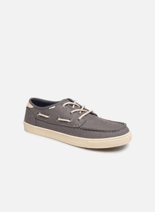 Chaussures à lacets TOMS Dorado Gris vue détail/paire