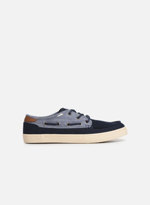 Zapatos con cordones TOMS Dorado Azul vistra trasera