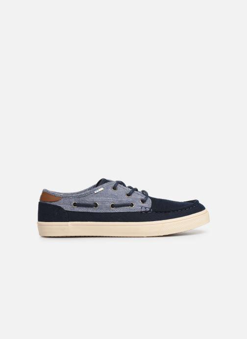 Chaussures à lacets TOMS Dorado Bleu vue derrière