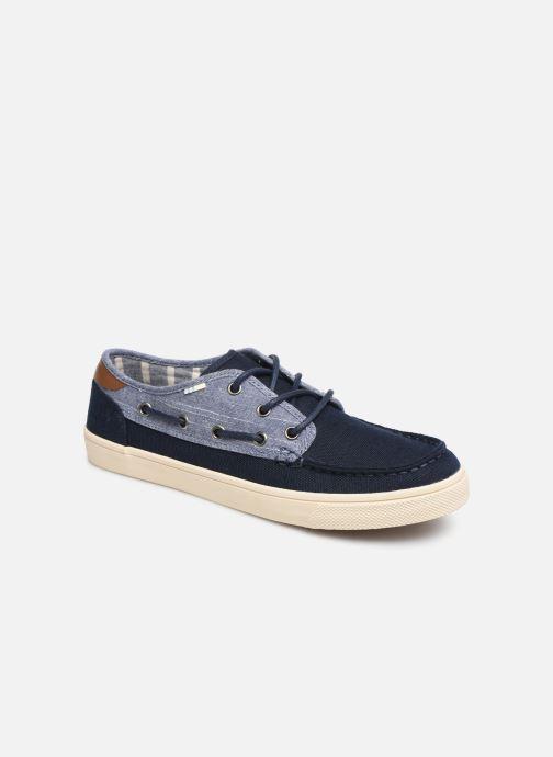 Zapatos con cordones TOMS Dorado Azul vista de detalle / par