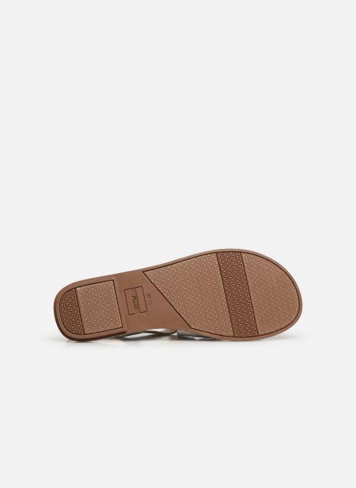 Sandalen TOMS Sicily Zilver boven