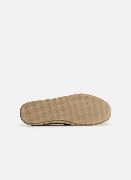 Espadrilles TOMS Alpargata Convertible on Rope Brown view from above