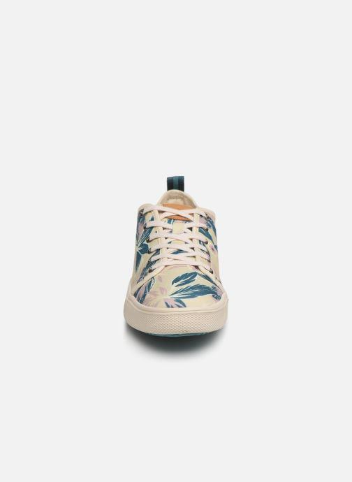 Baskets TOMS Trvl Lite Low Multicolore vue portées chaussures