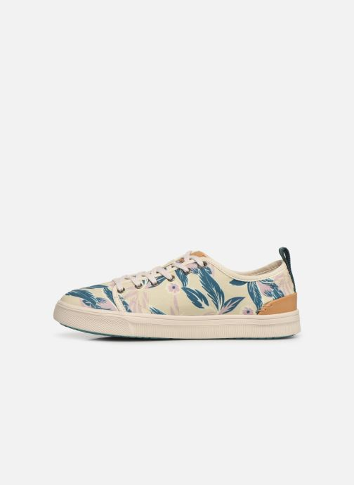 Baskets TOMS Trvl Lite Low Multicolore vue face
