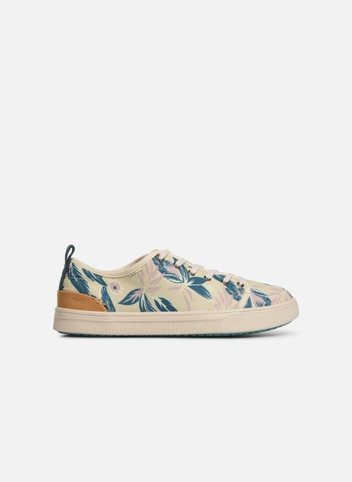 Baskets TOMS Trvl Lite Low Multicolore vue derrière