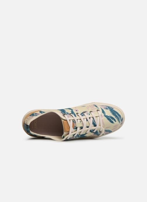 Baskets TOMS Trvl Lite Low Multicolore vue gauche