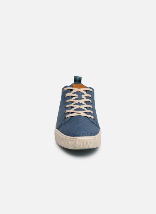 Baskets TOMS Trvl Lite Low Bleu vue portées chaussures