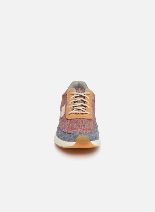 Baskets TOMS Arroyo Multicolore vue portées chaussures
