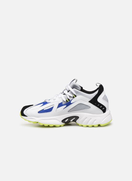 Baskets Reebok Dmx Series 1200 Lt Blanc vue face