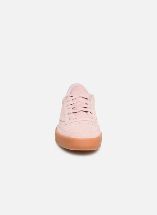 Sneakers Reebok Club C Fvs Roze model