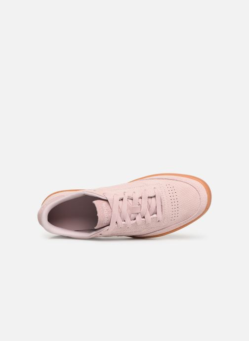 Sneakers Reebok Club C Fvs Roze links