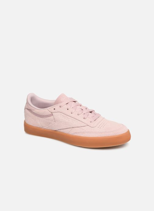 Sneakers Reebok Club C Fvs Roze detail